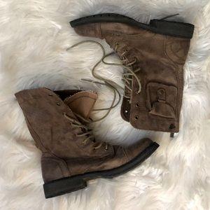 Women's Roxy Brown Boots